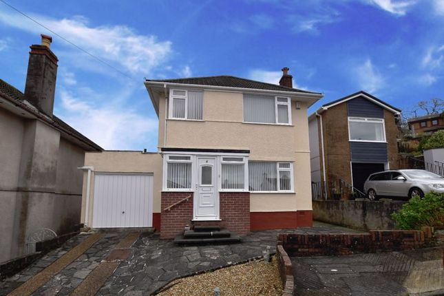 Front of Brean Down Close, Plymouth PL3