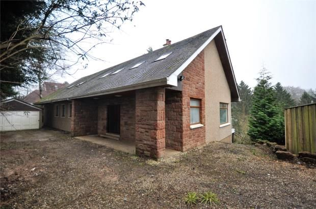 Thumbnail Detached house for sale in Balleigh, The Glebe, Bothwell, Glasgow