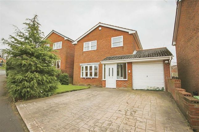 Thumbnail Detached house for sale in Aysgarth Drive, Accrington, Lancashire
