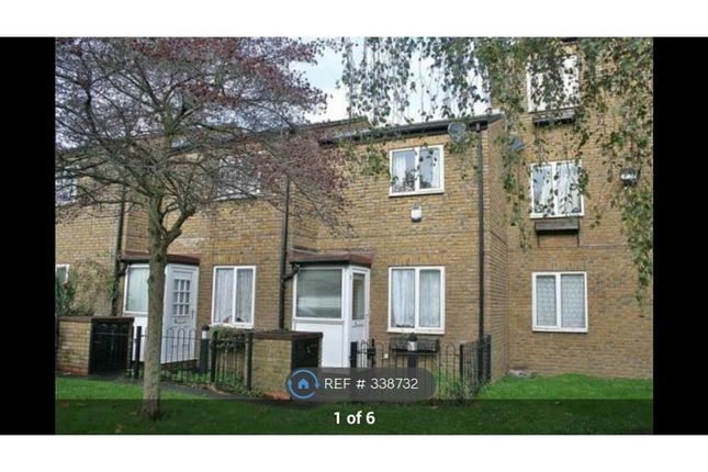 Thumbnail Terraced house to rent in Copthorne Mews, London