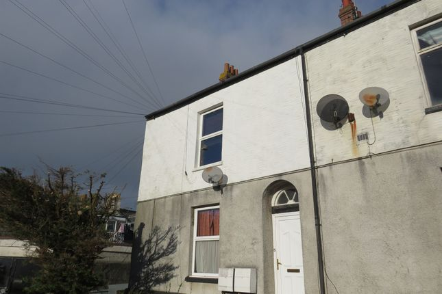 Thumbnail Flat for sale in Healy Place, Stoke, Plymouth