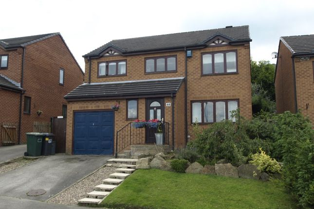 Thumbnail Detached house for sale in Ings Mill Drive, Clayton West, Huddersfield