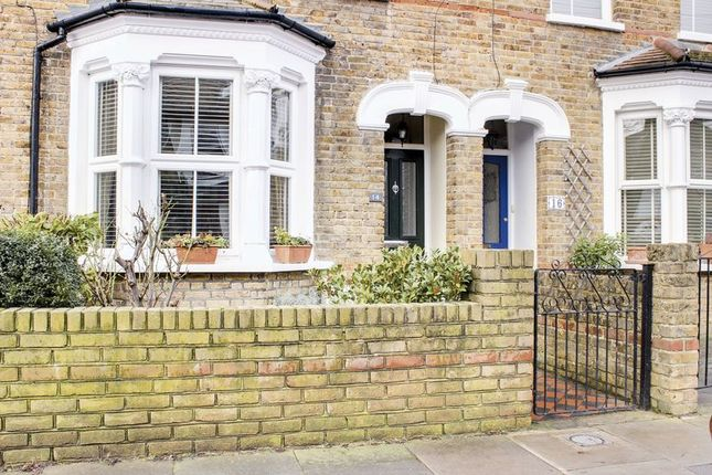 Thumbnail Terraced house for sale in Heene Road, Enfield