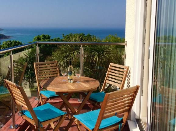 Thumbnail Maisonette for sale in Boskerris Road, Carbis Bay, St Ives