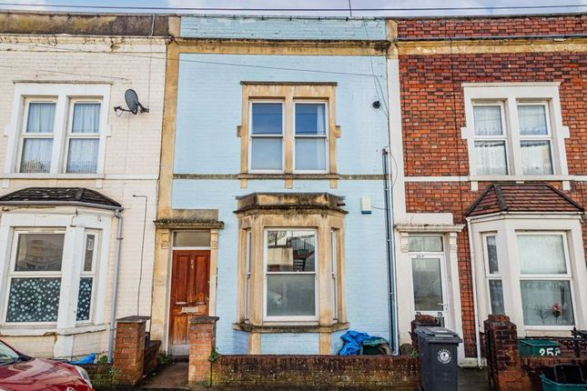 Thumbnail Terraced house for sale in Pylle Hill Crescent, Bristol
