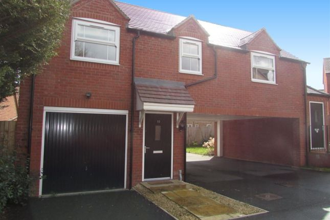 Thumbnail Property to rent in William James Way, Henley-In-Arden