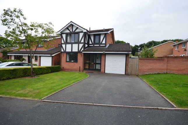 Thumbnail Detached house for sale in Cygnet Drive, Telford