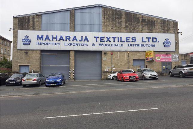 Thumbnail Light industrial for sale in Maharaja Buildings, Cemetery Road / Greenside Lane, Bradford, West Yorkshire
