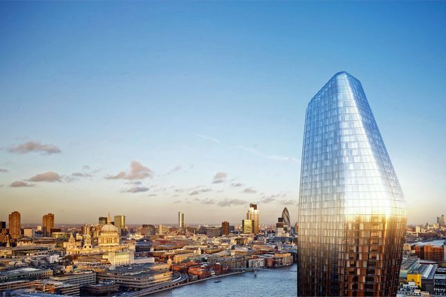 Thumbnail Flat for sale in One Blackfriars, London, Southbank