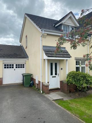 Thumbnail Semi-detached house to rent in Barleycorn Fields, Landkey, Barnstaple