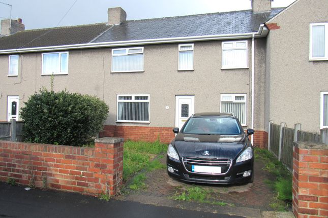 Thumbnail Terraced house for sale in Grangefield Ave, Rossington, Doncaster
