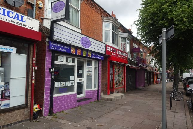 Retail premises for sale in Narborough Road, Leicester