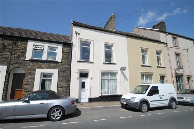 Thumbnail Terraced house to rent in Castle Buildings, Forest Road, Treforest