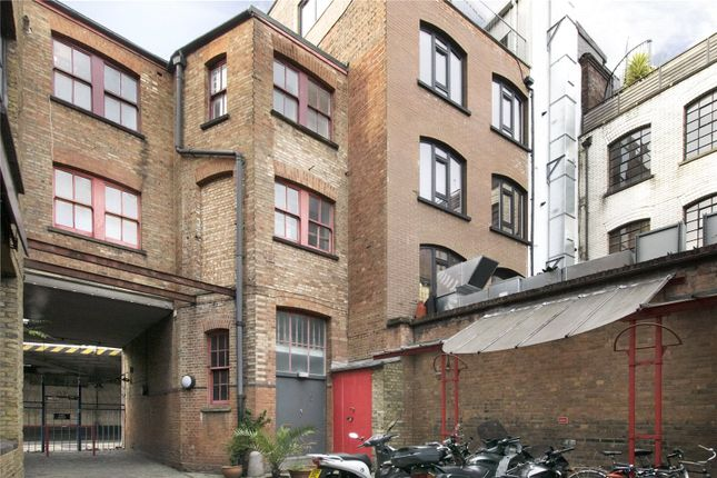 Thumbnail Flat for sale in Perseverance Works, 38 Kingsland Road, London