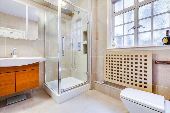 Bathroom of Chiltern Court, Baker Street, London NW1