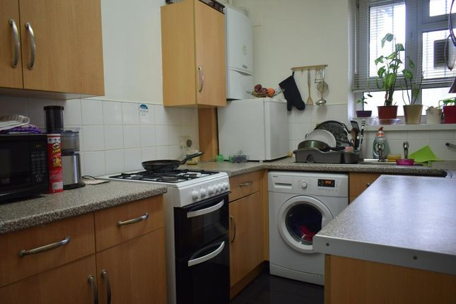 Thumbnail Flat to rent in Champion Hill Estate, London