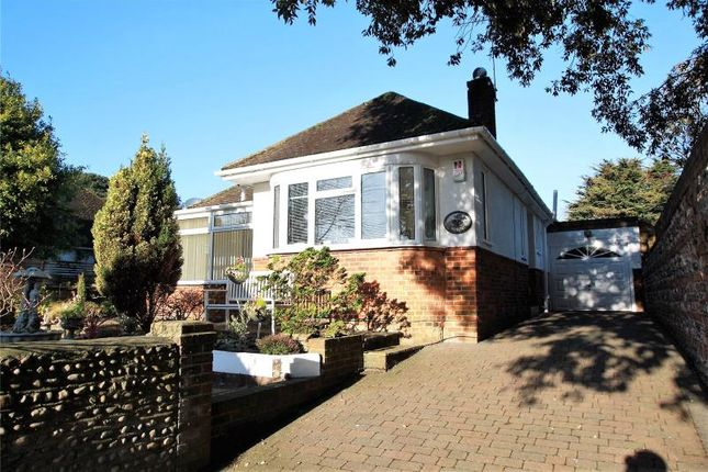 Thumbnail Detached bungalow for sale in Jefferies Lane, Goring By Sea, Worthing