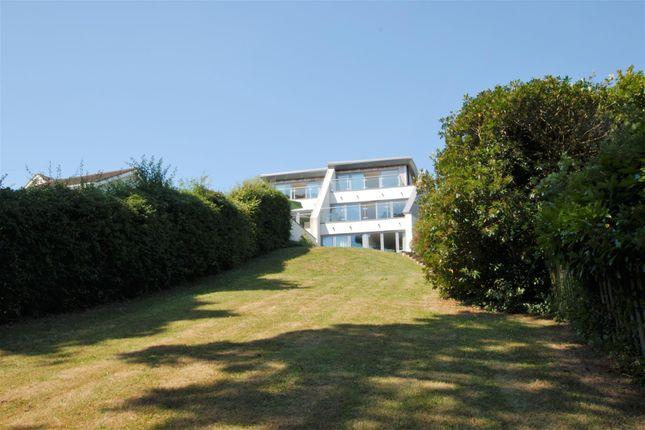 Thumbnail Semi-detached house for sale in Saffron Close, Fowey