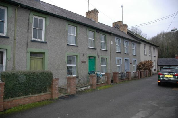 Thumbnail Terraced house to rent in Cware Ffinant, Newcastle Emlyn, Carmarthenshire
