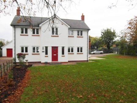 Thumbnail Detached house to rent in Badgeworth Road, Badgeworth, Cheltenham
