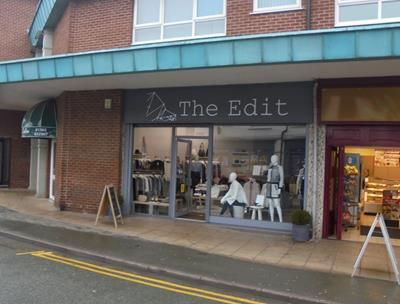 Thumbnail Retail premises to let in 21 Canute Place, Knutsford, Cheshire