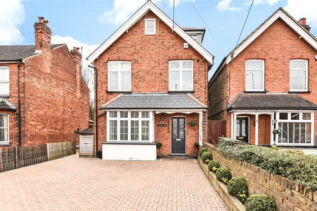 Thumbnail Detached house for sale in Furlong Road, Bourne End, Buckinghamshire