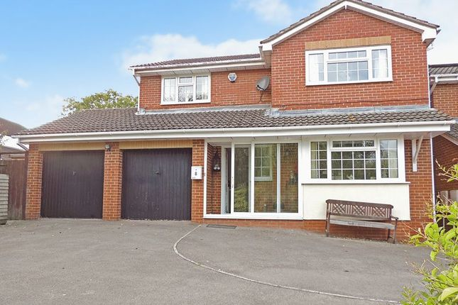 Thumbnail Detached house for sale in Roy King Gardens, Warmley, Bristol