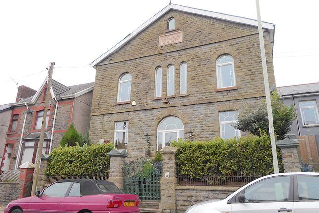 Thumbnail Detached house for sale in Duffryn Street, Ferndale