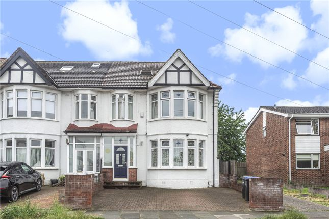 Thumbnail Semi-detached house for sale in Norfolk Avenue, Palmers Green, London