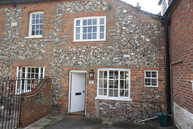 Thumbnail Terraced house to rent in High Street, Nettlebed