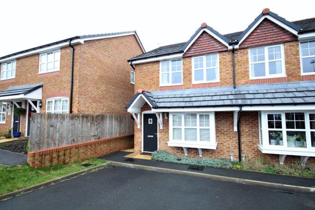 Semi-detached house for sale in Aldwyn Court, Penwortham, Preston
