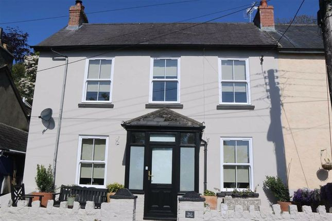 4 bed end terrace house for sale in Goedwig Terrace, Goodwick SA64