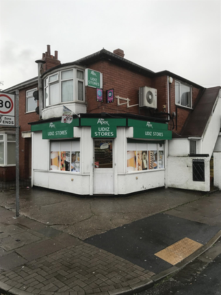 Thumbnail Retail premises for sale in Roberts Street, Grimsby