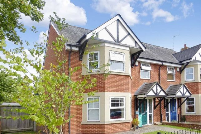 Thumbnail Semi-detached house to rent in The Mall, Swindon, Wiltshire