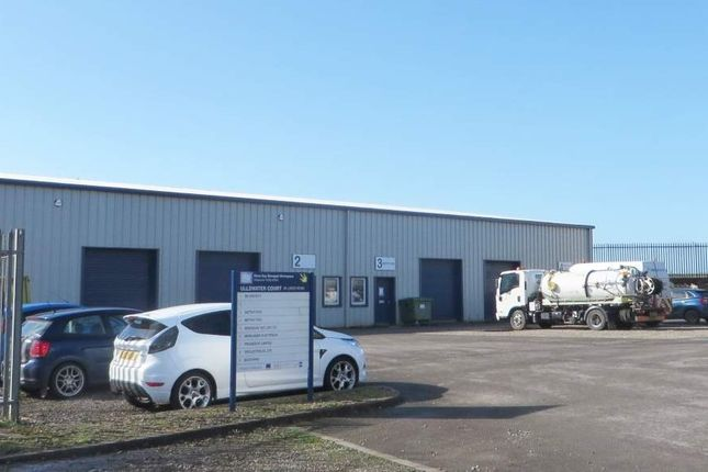 Thumbnail Industrial to let in Lakes Road, Ullswater Court, Unit 2, Workington