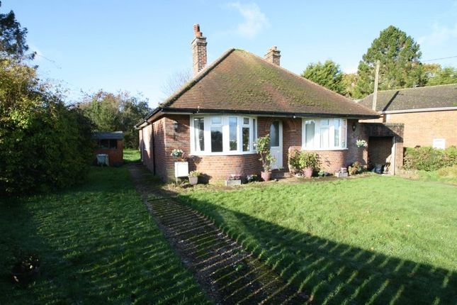 Thumbnail Detached bungalow to rent in Stocking Lane, Naphill, High Wycombe
