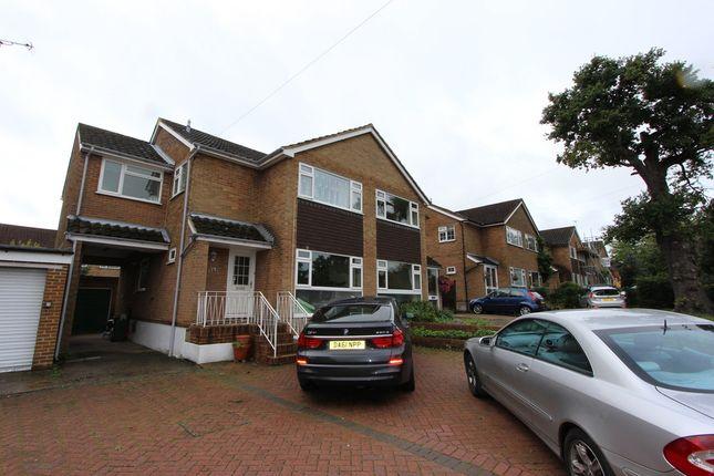 Thumbnail Semi-detached house to rent in Ickenham, Uxbridge