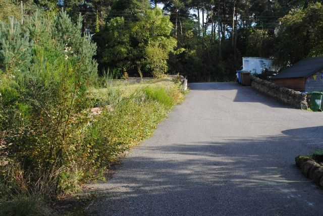 Thumbnail Land for sale in Tradespark Road, Nairn, Highland