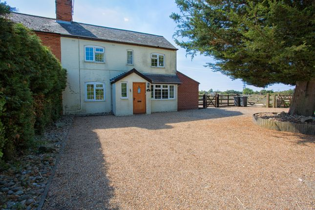 Thumbnail Cottage for sale in Rose Cottages, Top Road, Ilketshall St. Andrew, Beccles