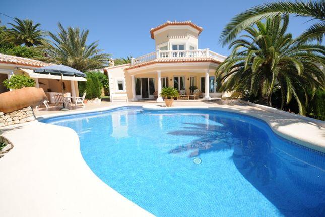 1 bed villa for sale in Moraira, Costa Blanca North, Spain