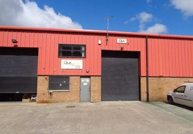 Thumbnail Warehouse to let in Unit 10, Tamar Commercial Centre Chater Street, Belfast, County Antrim