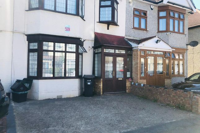 Thumbnail Terraced house to rent in Montpelier Gardens, Romford