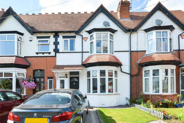 Thumbnail Terraced house for sale in Devon Road, Bearwood, West Midlands