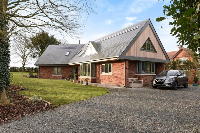 Thumbnail Detached house for sale in Little Weighton Road, Walkington, Beverley