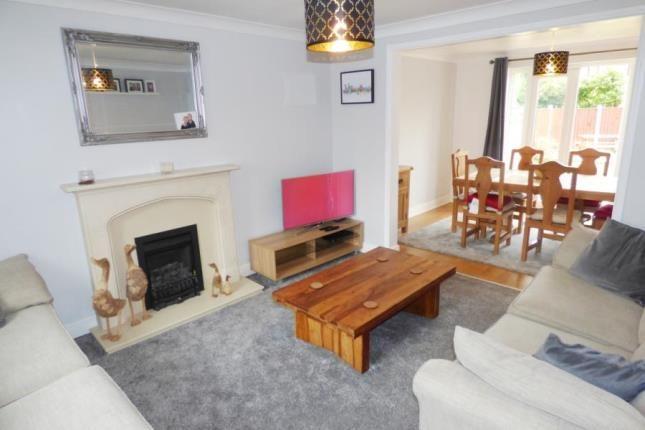 Lounge of Norbreck Close, Great Sankey, Warrington, Cheshire WA5