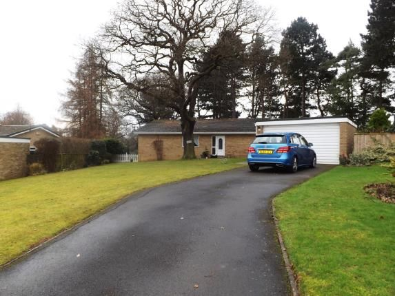 Thumbnail Bungalow for sale in Clockwood Gardens, Yarm, Durham