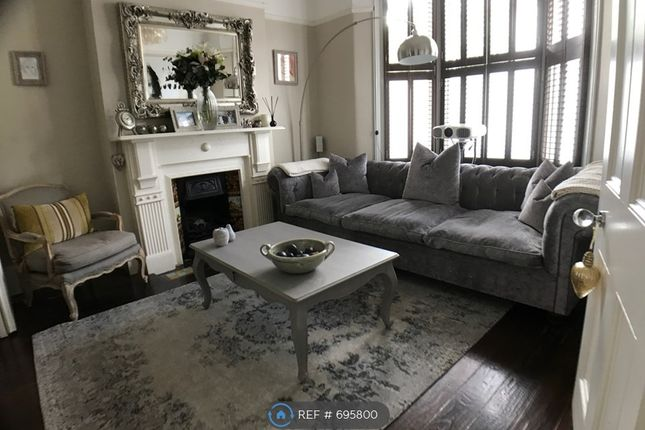 Thumbnail Terraced house to rent in Stormont Road, London