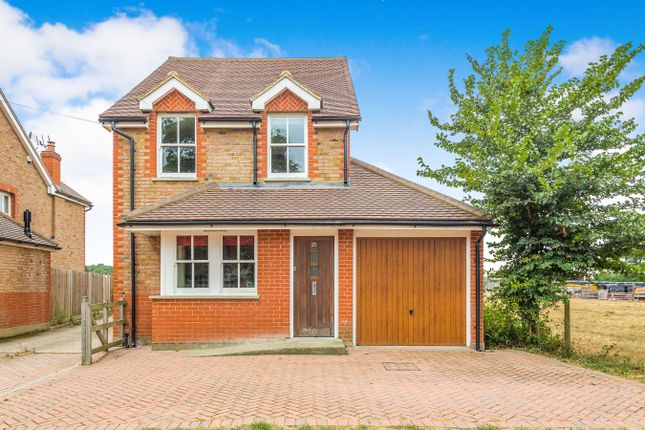 Thumbnail Detached house to rent in Manor View, Brimpton Road, Brimpton, Reading