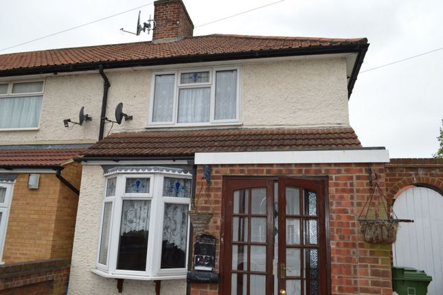Thumbnail Terraced house to rent in Bentry Close, Dagenham