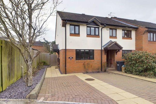 Thumbnail Terraced house for sale in Lay Gardens, Radford Semele, Leamington Spa